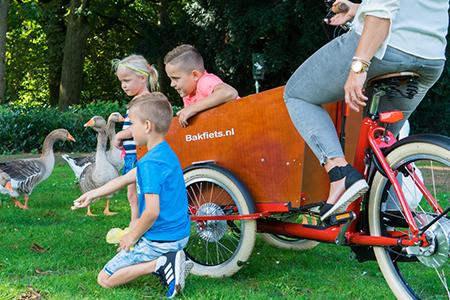 bakfiets.nl verkooppunt - Walt Bikes in Elst